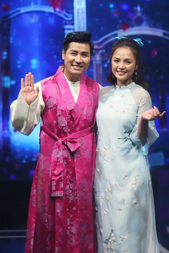 Nguyên Khang, Thu Quỳnh hy vọng sẽ có nhiều cơ hội hợp tác MC nhiều hơn trong tương lai.