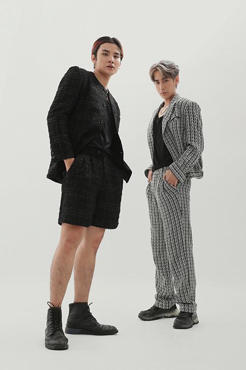 Nổi bật ở xu hướng thời trang thu đông 2020 là sự lên ngôi của vải tweed. Chất liệu dày dặn, tạo phom đứng dáng được sử dụng để mang tới nhiều mẫu trang phục giữ ấm cao. Với dòng thời trang cho nam giới, chất liệu đậm chất thu đông tạo nên nhiều mẫu suit kiểu dáng thanh lịch, trẻ trung.