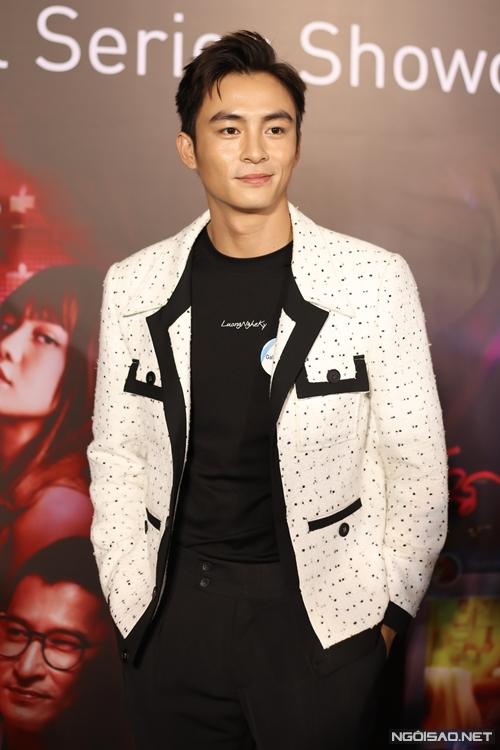 Diễn viên Lãnh Thanh đóng phim Đặc nhiệm hốt sao của đạo diễn Đức Thịnh.