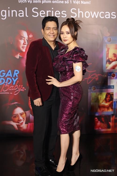 Thêm một lần nữa, cặp đôi nghệ sĩ đồng hành với nhau trong sự nghiệp làm phim. Thanh Thúy đảm nhận một vai trong phim Đặc nhiệm hốt sao do chồng đạo diễn. Bộ phim xoay quanh ngành công nghiệp giải trí và hậu trường đào tạo ngôi sao.