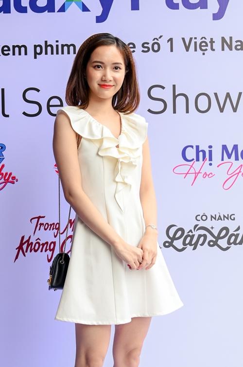 Ca sĩ Jang Mi.