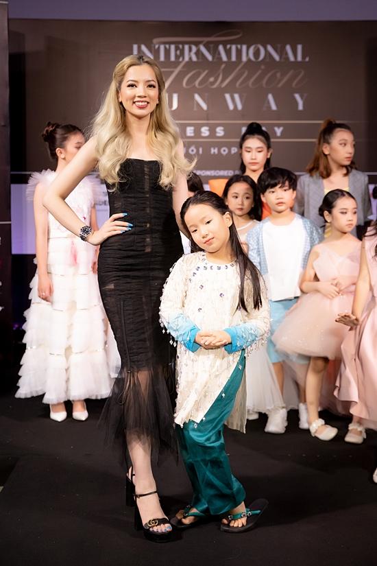Maya Ho My Phuong - nhà tổ chức chương trình bày tỏ: Chúng tôi mong đây là sân chơi cho các bạn nhỏ đam mê thời trang được trải nghiệm, học hỏi và phát triển trong một môi trường chuyên nghiệp.