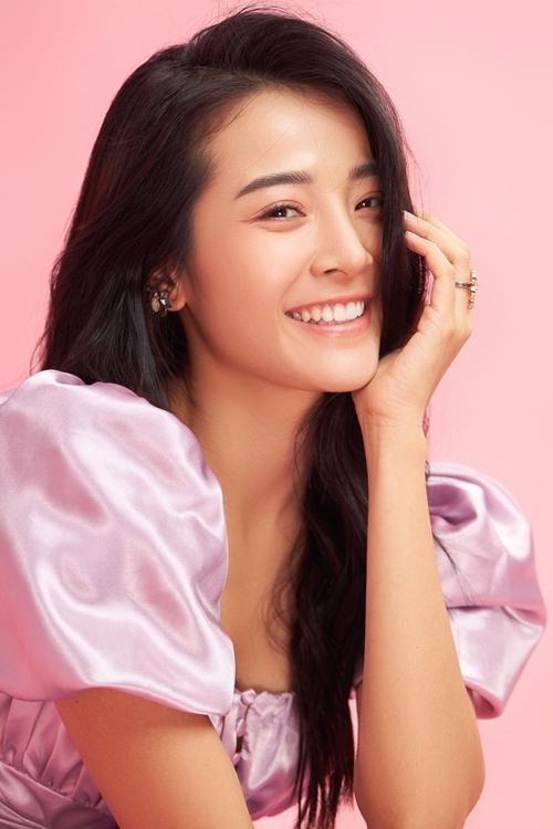 Diễn viên Karen Nguyễn.