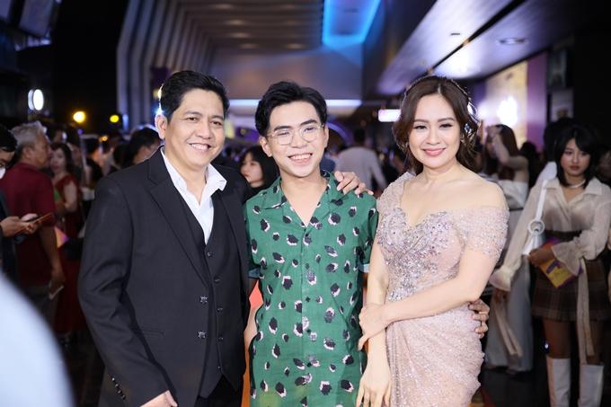 Diễn viên hài Minh Dự chúc mừng phim mới của vợ chồng Thanh Thúy - Đức Thịnh.