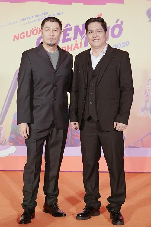 Người cần quên phải nhớ là dự án đầu tiên nhà sản xuất Charlie Nguyễn hợp tác với đạo diễn Đức Thịnh.