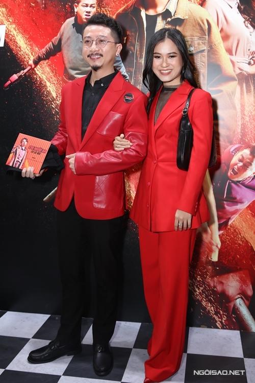 Vợ chồng diễn viên Hứa Minh Đạt - Lâm Vỹ Dạ.