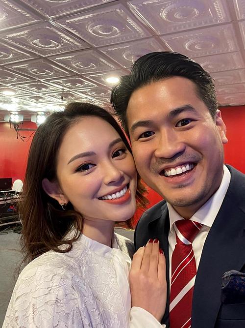 Linh Rin tận hưởng kỳ nghỉ Giáng sinh hạnh phúc bên bạn trai Phillip Nguyễn.