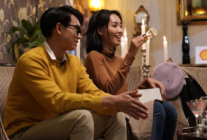 Cặp đôi còn lại là Công Phát và Thu Cúc cũng được nhiều khán giả quan tâm, yêu mến. Ba cặp đôi trải qua nhiều khoảnh khắc kỷ niệm khó quên với show Vô lăng tình yêu.