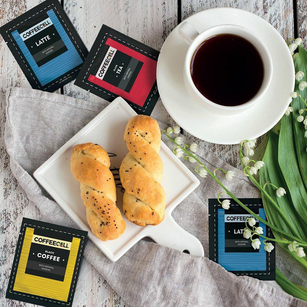 Các loại cà phê của CoffeeCell.