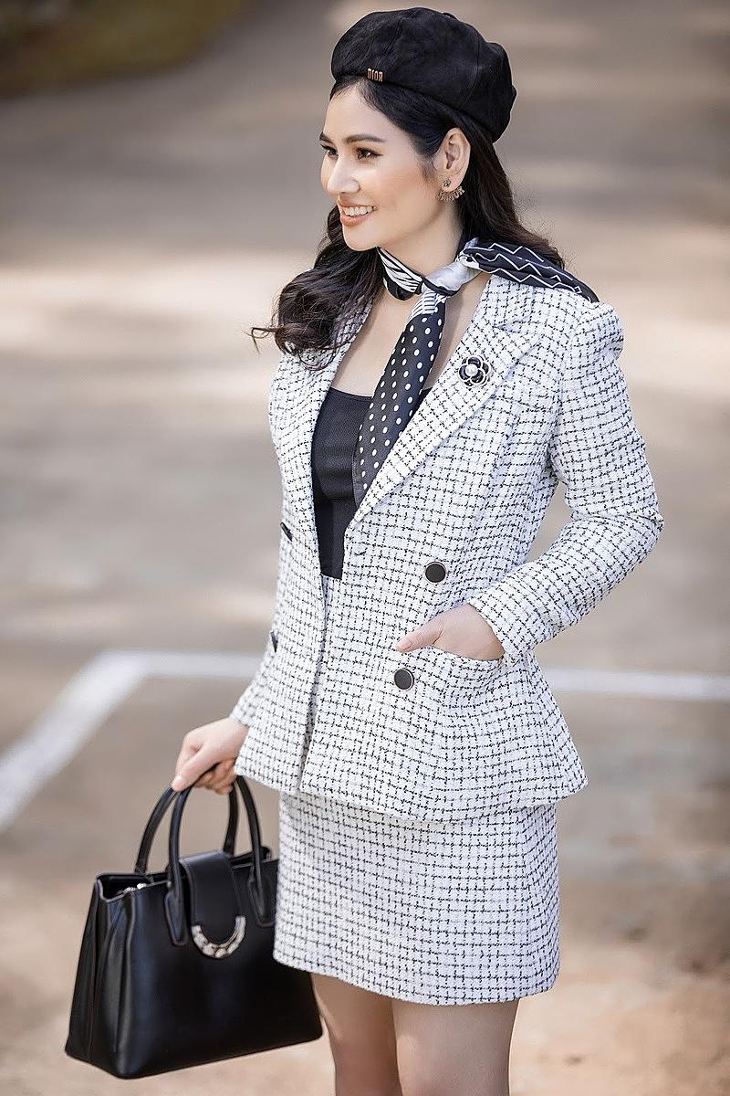 Nữ CEO là người đầu tiên trải nghiệm từng sản phẩm của thương hiệu trước khi đưa ra thị trường..