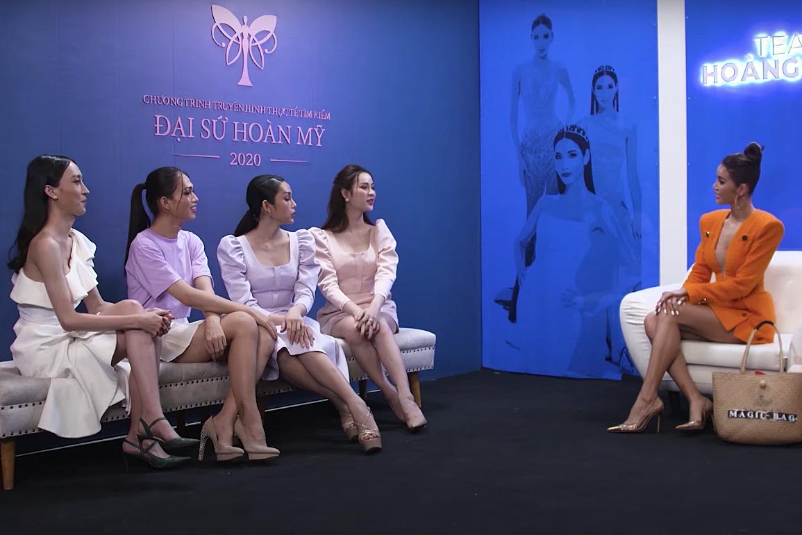 Thí sinh đẹp nhất Hoa hậu Chuyển giới VN không biết tiếng Anh