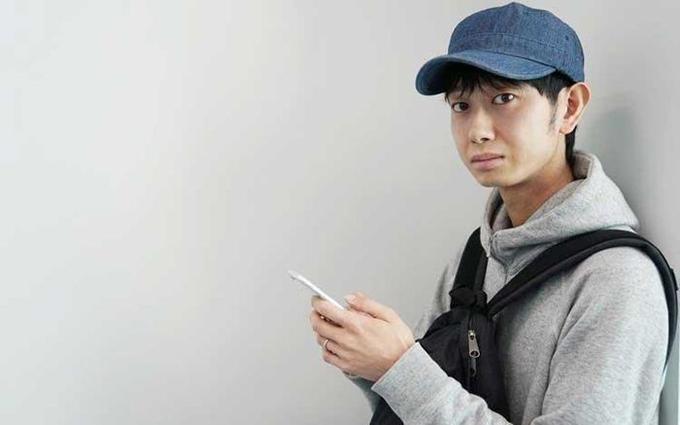 Shoji Morimoto. Ảnh: Twitter.