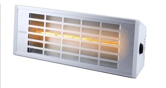 Đèn sưởi nhà tắm hồng ngoại Heizen 1.050.000đ(- 7 %) Kích cỡ: chiều dài 49 cmPhụ kiện đi kèm: móc treo kèm 2 vít nở.- Phù hợp với diện tích phòng tắm: từ 2 – 6 m2- Công suất: một bóng hồng ngoại không chói mắt là 1000W- Bảng điều khiển: 1 công tắc điều khiển ở bên hông đènBảo hành 5 năm chính hãng