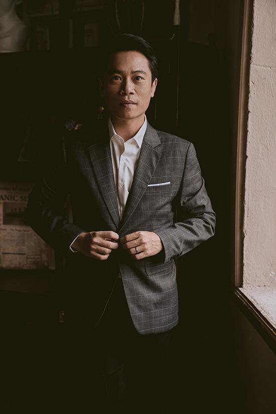 Đạo diễn Phạm Hoàng Giang.