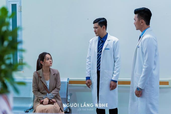 Phạm Quỳnh Anh trở lại điện ảnh qua phim Người lắng nghe.