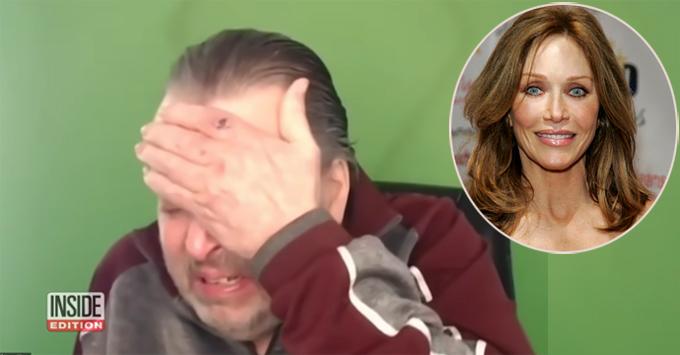 Lance OBrien tưởng rằng Tanya Roberts đã mất nhưng bà đã tỉnh lại.