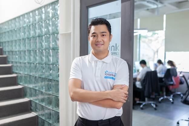 Nguyễn Ngọc Tuấn Lợi, sáng lập kiêm giám đốc điều hành công ty Skylink Group.