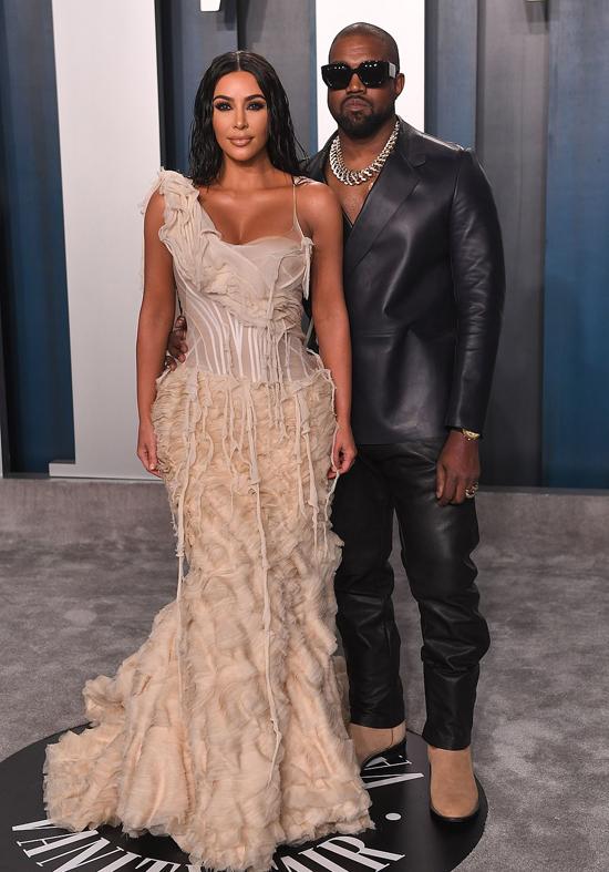 Kim Kardashian và Kanye West có tài sản kết hợp là 2,2 tỷ USD.