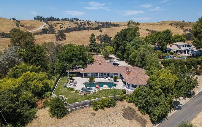 Biệt thự 2,9 triệu USD ở California.