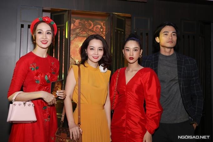 Vợ chồng Tăng Thanh Hà xem phim Cậu Vàng - 10