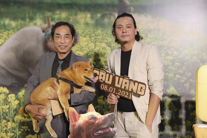 Vợ chồng Tăng Thanh Hà xem phim Cậu Vàng - 12