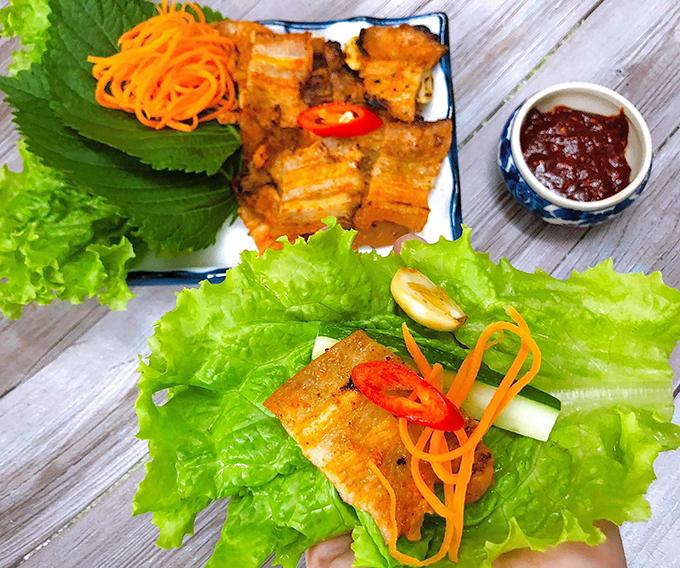 Thịt nướng tương đỏ Hàn Quốc - 2