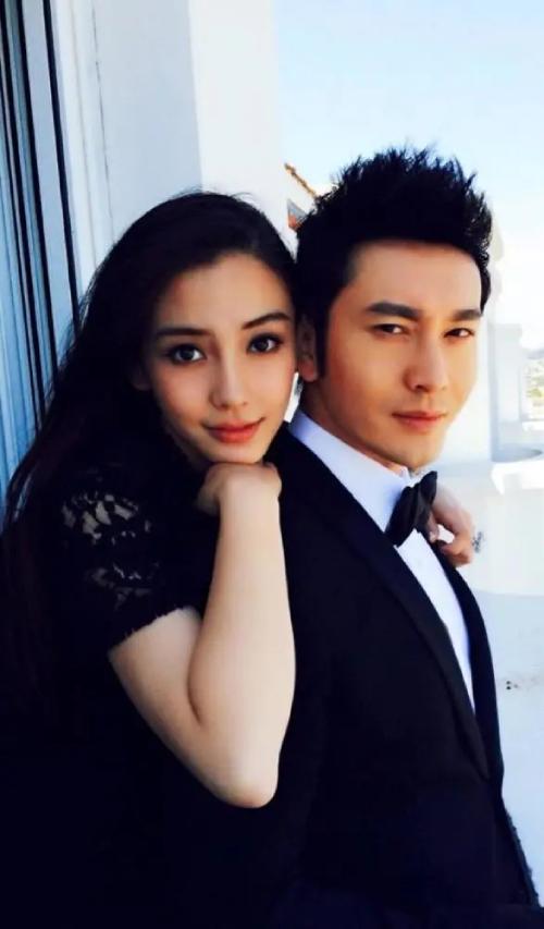 Huỳnh Hiểu Minh được cho là rời show vì ồn ào tình cũ.