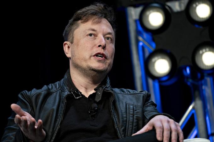Elon Musk, CEO Tesla, người giàu nhất hành tinh. Ảnh: Bloomberg.