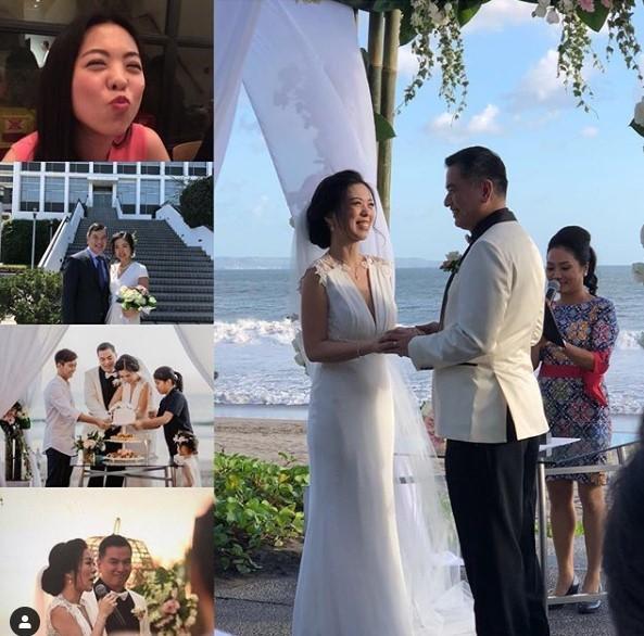 Ông Hoàng kết hôn với vợ mới sau 2 năm vợ cũ mất vì ung thư.