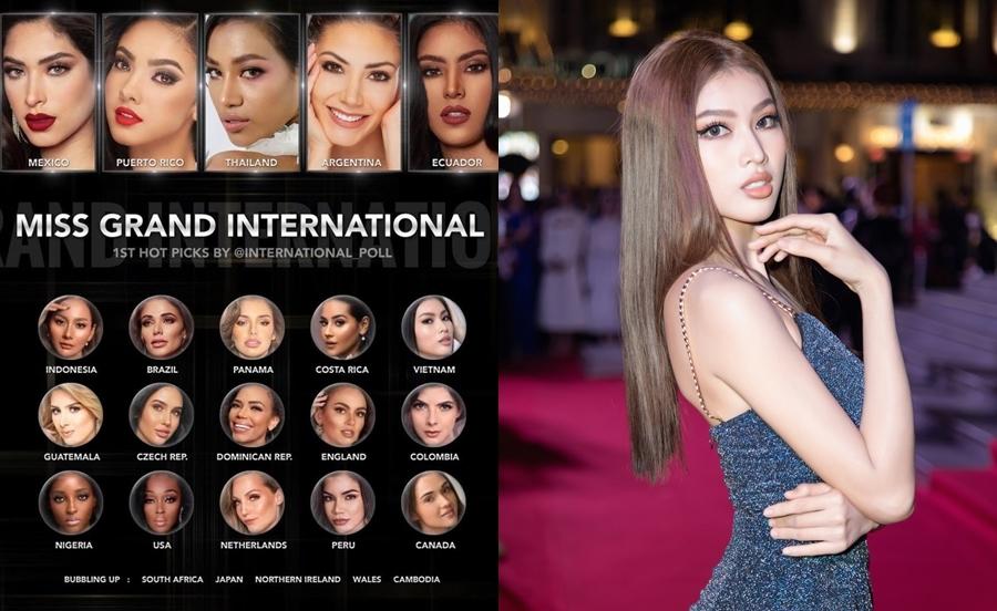 Đỗ Thị Hà được dự đoán vào top 10 Hoa hậu Thế giới 2021 - 12