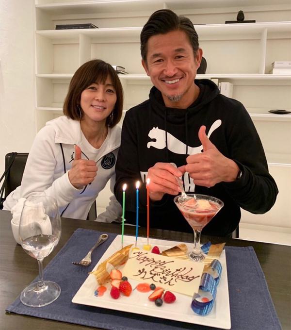 Vào ngày 26/2 tới, cầu thủ lớn tuổi nhất tại J - League sẽ đón sinh nhật 54 tuổi.