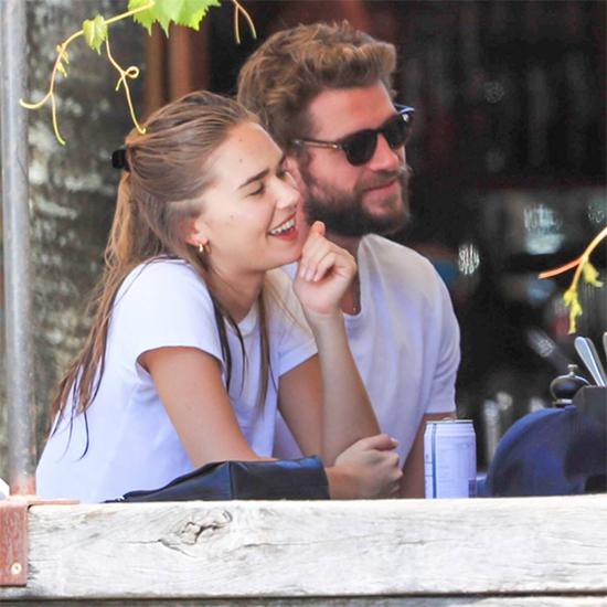 Bạn gái Liam Hemswort là cô gái ngọt ngào và điềm đạm.