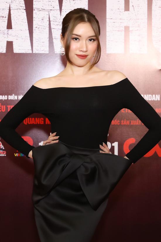 MC Thanh Thanh Huyền.