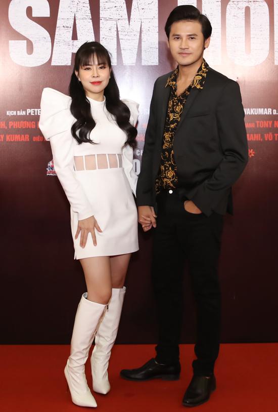 Vợ chồng Vũ Ngọc Ánh - Anh Tài.