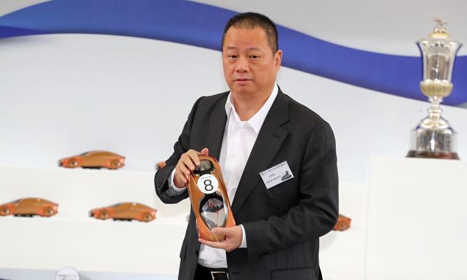 Cựu tỷ phú Hong Kong Pan Sutong. Ảnh: Bloomberg.