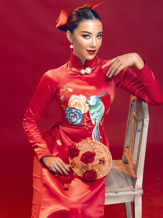 So với khi đăng quang Á hậu Hoàn vũ Việt Nam 2019 nhan sắc Kim Duyên có nhiều thay đổi. Cô cho biết bản thân luôn nỗ lực để hoàn thiên cả vẻ đẹp hình thể và vẻ đẹp tâm hồn.