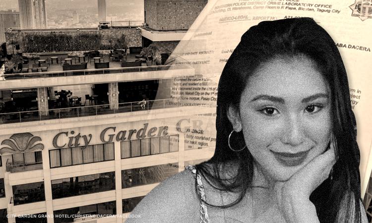Vụ việc Dacera chết trong khách sạn City Garden vẫn chưa đi đến hồi kết.