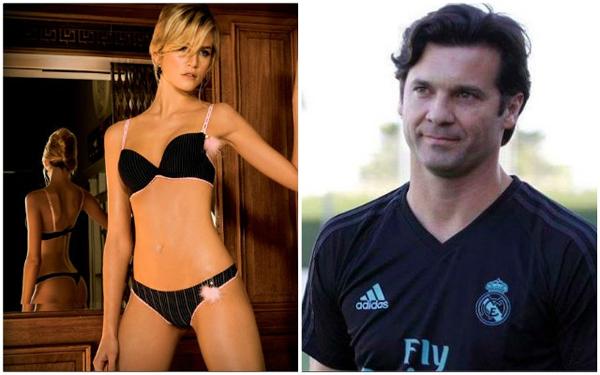 Cựu HLV Real Santiago Solari có cô em gái là diễn viên Liz Solari. Năm 2010, người đẹp 37 tuổi nổi đình đám khi bạn trai và cũng là đồng nghiệp Leonardo Verhagen chết trên tay mình khi đang sex.