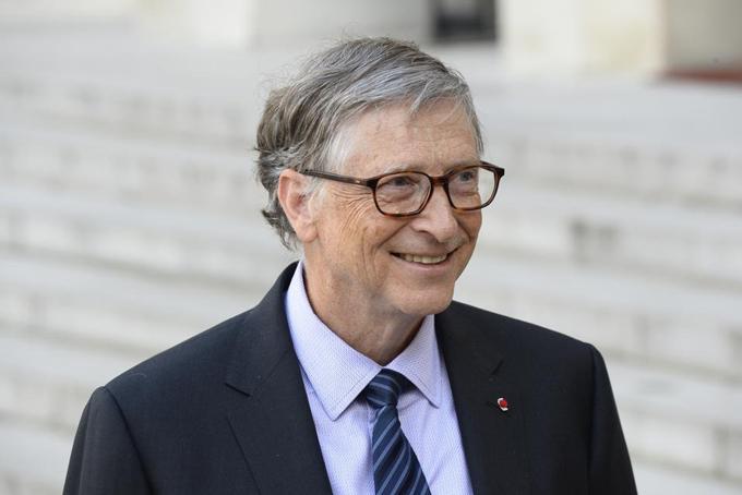 Tỷ phú Bill Gates. Ảnh: Forbes.