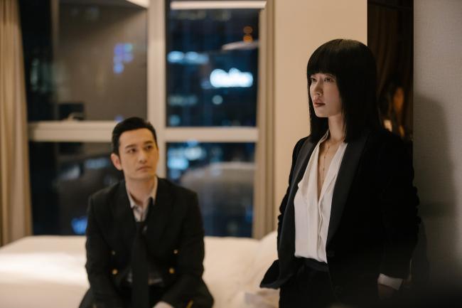 Hiểu Minh sẽ rơi vào lưới tình của hai cô gái trong phim mới.
