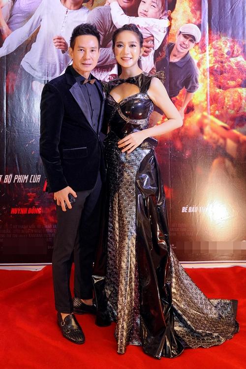 Tối 14/1, vợ chồng Lý Hải - Minh Hà tổ chức họp báo phim Lật mặt: 48h tại TP HCM. Đây là phần 5 trong thương hiệu điện ảnh do cặp đôi tạo dựng trong những năm qua.