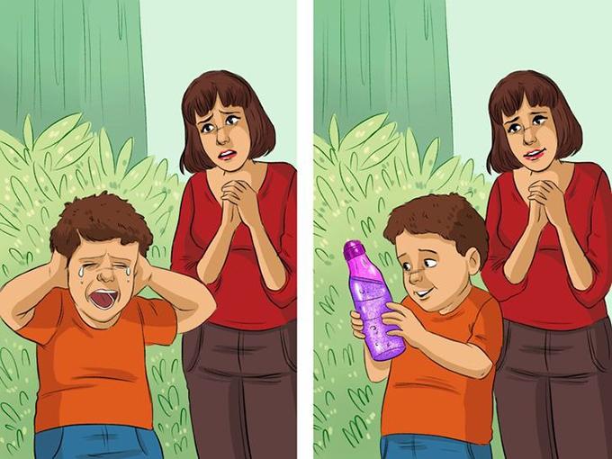7 cách giúp con nhỏ giải toả sự tức giận - 2