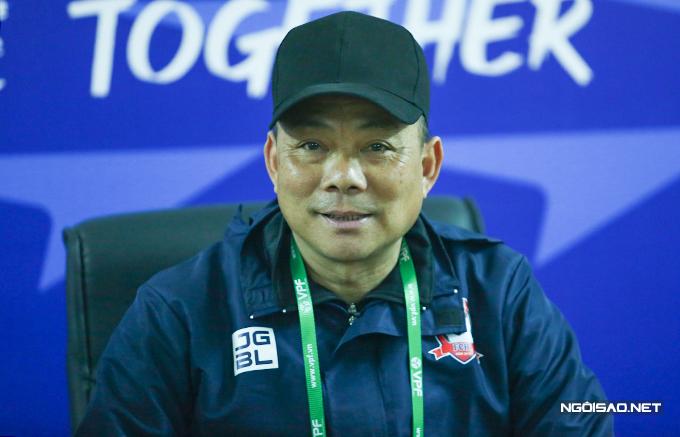 Trong khi đó, HLV Phạm Anh Tuấn của Hải Phòng cho rằng đội ông giành chiến thắng xứng đáng. Ông cùng các học trò đã chuẩn bị kỹ cho trận đấu này. Các cầu thủ đã thi đấu tự tin, tuân thủ tốt đấu pháp mà ban huấn luyện đề ra.