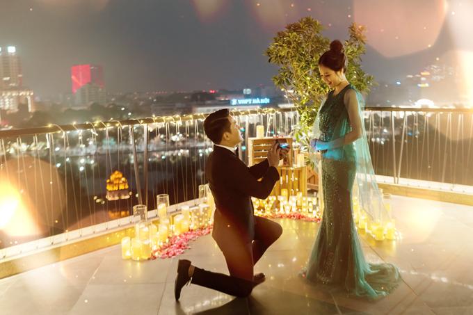 Sau màn cầu hôn lãng mạn, Lan và Linh sắp sửa về chung một nhà.