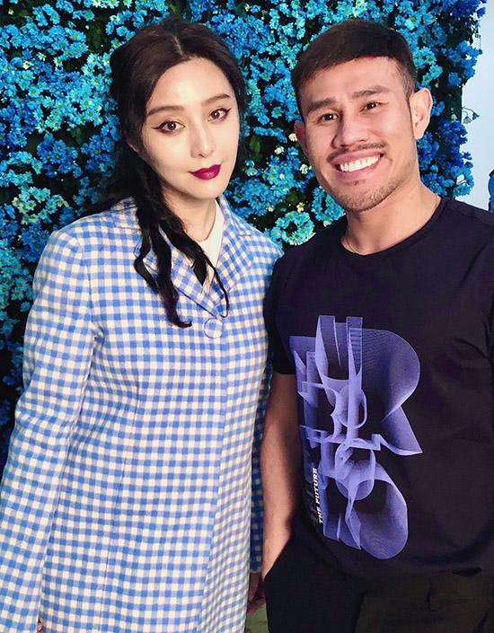 Đạo diễn nghệ thuật gốc Việt kể hậu trường làm việc với Phạm Băng Băng