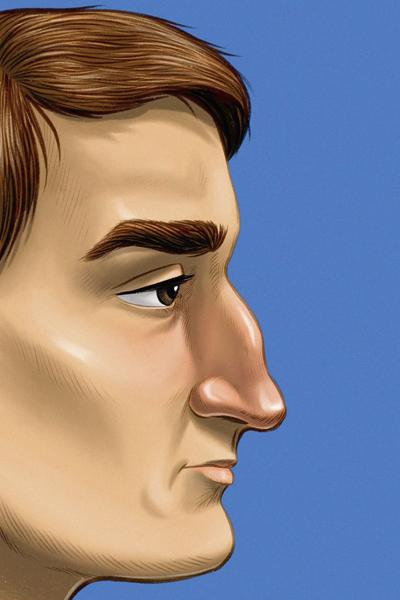 Hình dáng chiếc mũi nói gì về tính cách của bạn