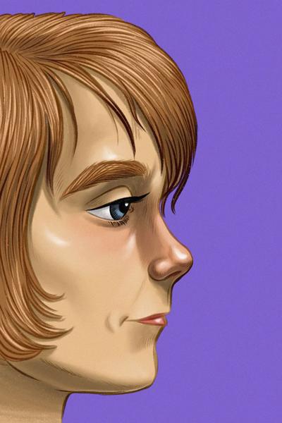 Hình dáng chiếc mũi nói gì về tính cách của bạn - 2