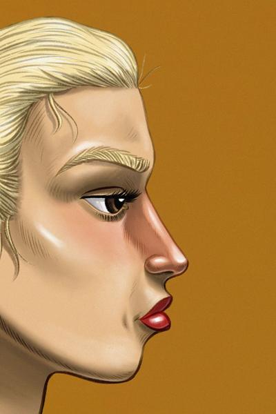 Hình dáng chiếc mũi nói gì về tính cách của bạn - 10