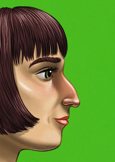 Hình dáng chiếc mũi nói gì về tính cách của bạn - 14