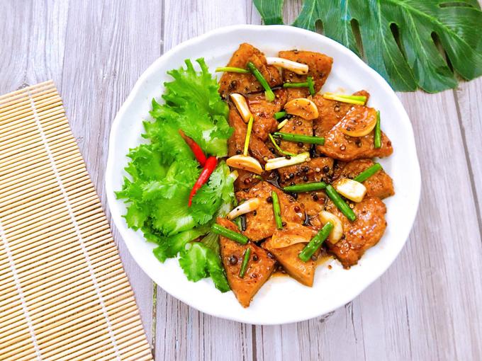 9 món nấu nước dừa thơm ngọt - 5
